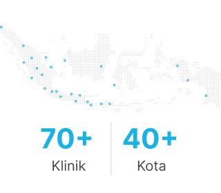 Jaringan ke Seluruh Indonesia