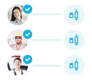 Pendaftaran Karyawan